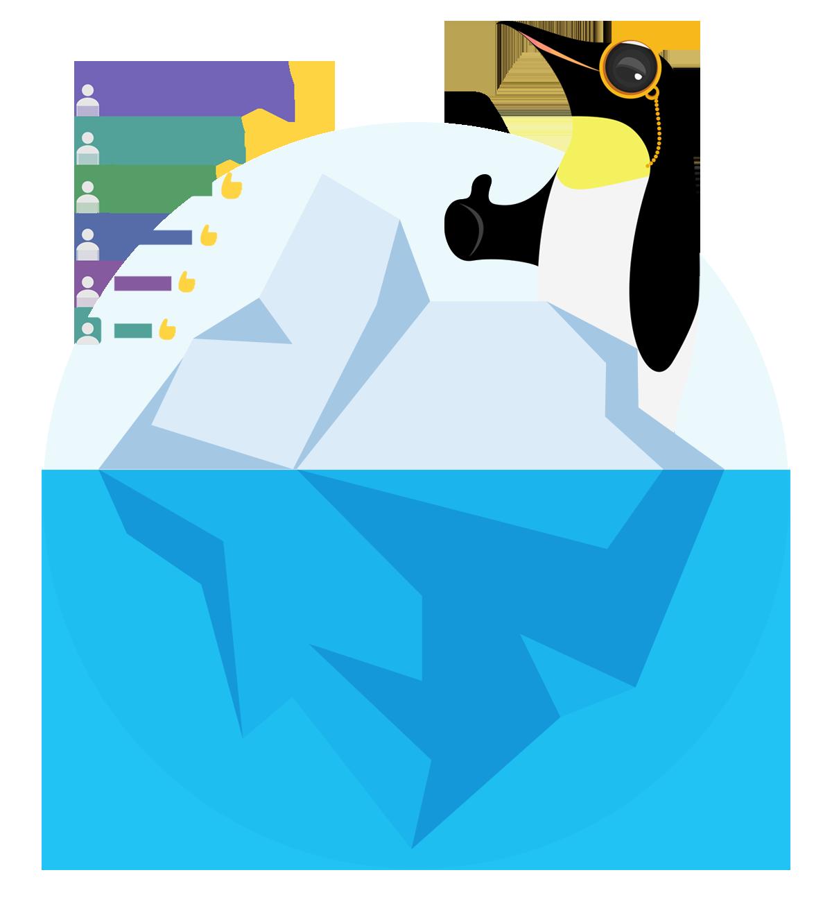 Proper Penguin